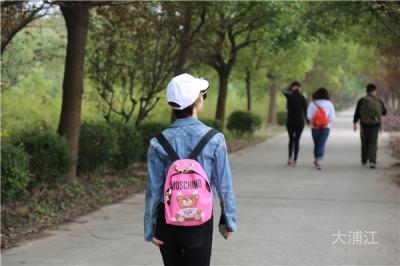 浦江郊野公园外围乡间徒步